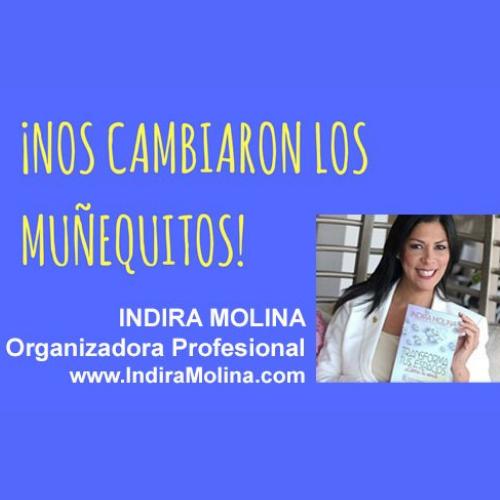 006: Organiza tu espacio, organiza tu vida – Indira Molina