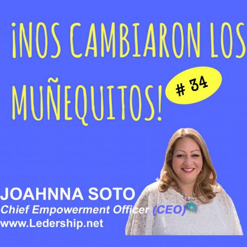 034: Descubrimiento y Conexión – Johanna Soto