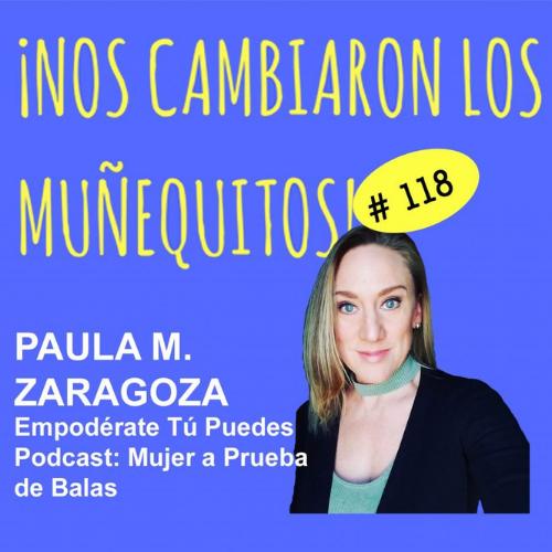 118: Paula M. Zaragoza – Vivir con congruencia
