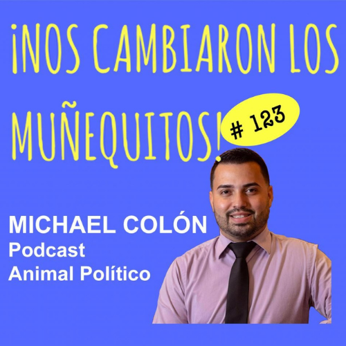 123: Michael Colón – Por su amor y compromiso con Puerto Rico