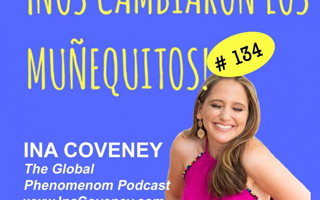 134: Ina Coveney – Más que sobrevivir, CRECER durante esta temporada