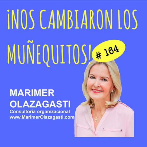 164: Marimer Olazagasti – Competir, motivar y servir