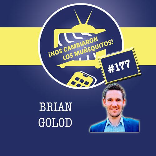 177: Brian Golod – Encuentra el trabajo soñado